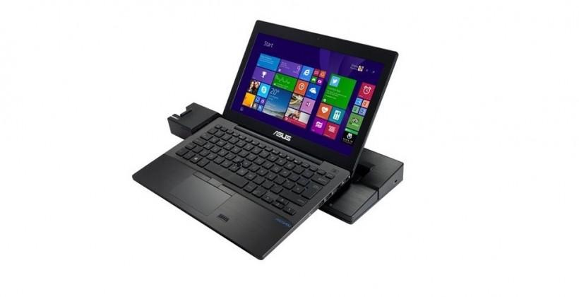 AsusPro BU201 Windows laptop targets business users