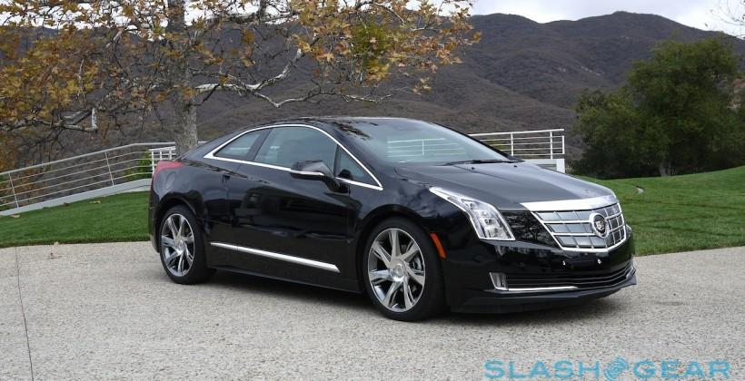 Cadillac's taking a second shot at the ELR coupe