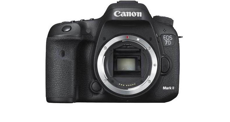 Canon EOS 7D Mark II: new images surface