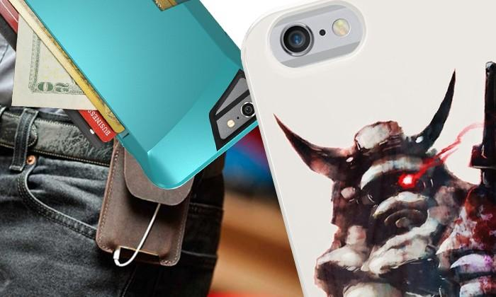 iPhone 6 and 6 Plus best cases: second edition