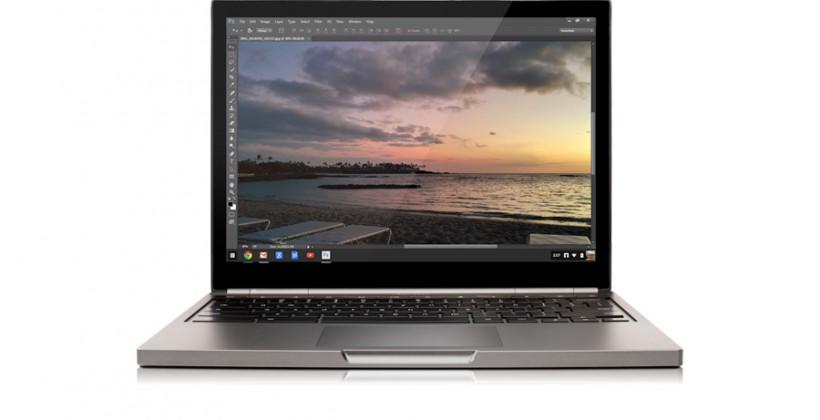 Photoshop heads (streaming) to Chromebooks