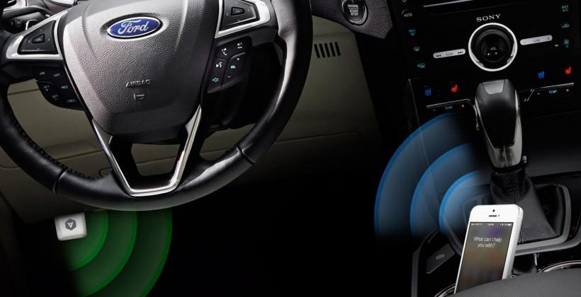 Ford and Automatic team up makes cars extra smart