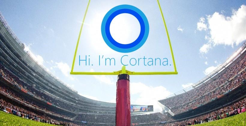 Windows Cortana can now predict NFL football games