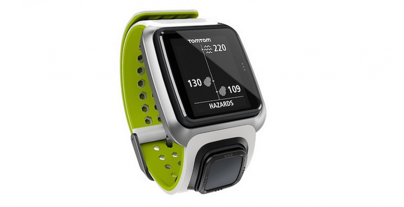 TomTom Golfer: a smartwatch for golfers