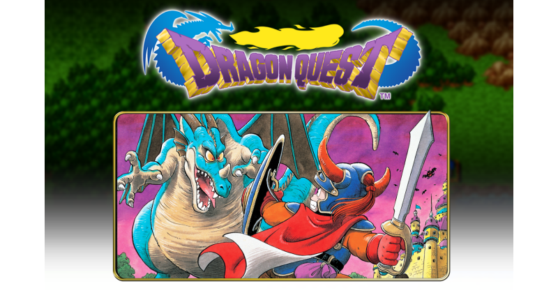 First Dragon Quest now available for the mobile generation