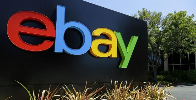 eBay scam listings redirect users to phishing websites