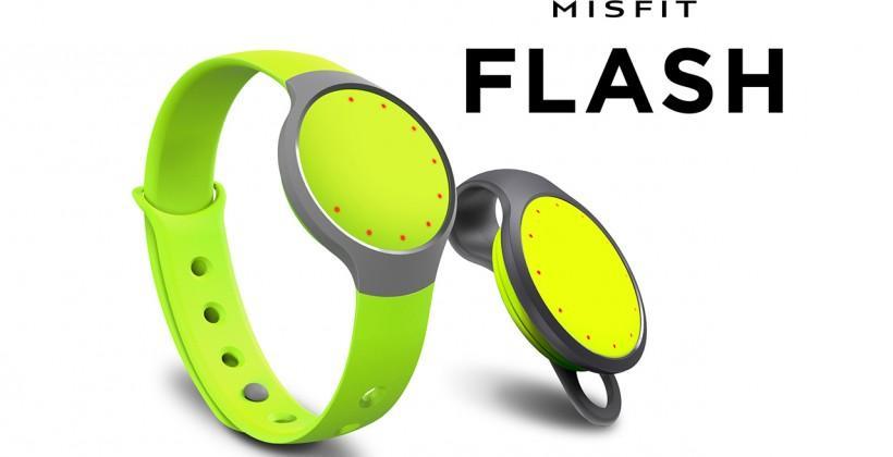 Misfit Flash cuts wearables' cost in half