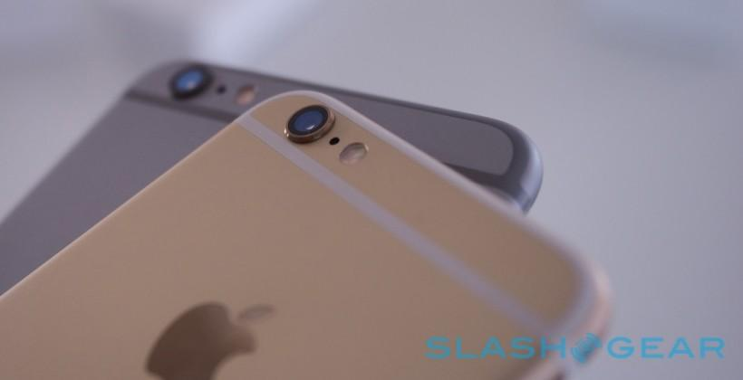 Making the iPhone 6 Plus flat