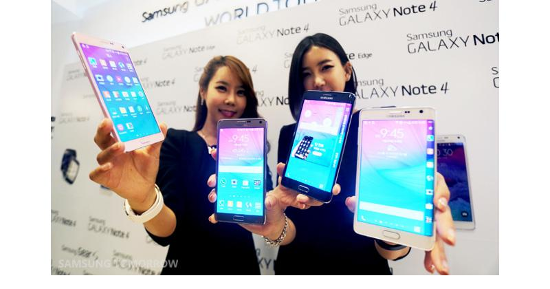 Galaxy Note 4 lands in Korea Friday, global launch end of Oct