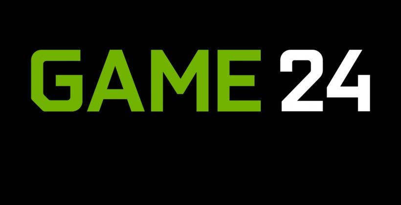NVIDIA Game24: here's how to watch