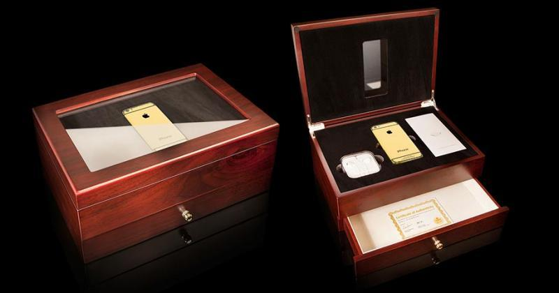Goldgenie announces two 24ct gold iPhone 6 collections