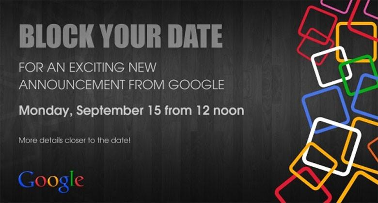 Google Event Sept 15: Android One on point