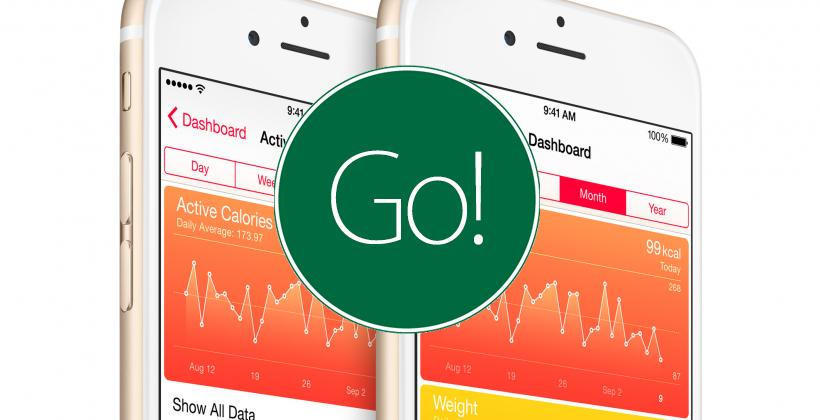 HealthKit iOS 8 apps cleared for landing