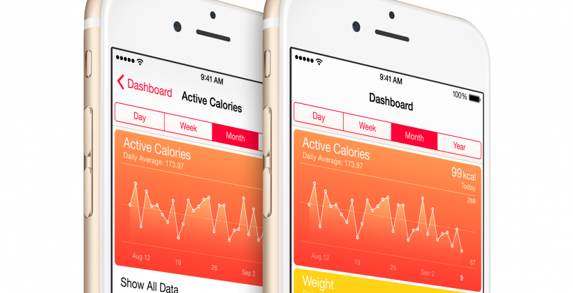 Apple Health medical trials: HealthKit in real life