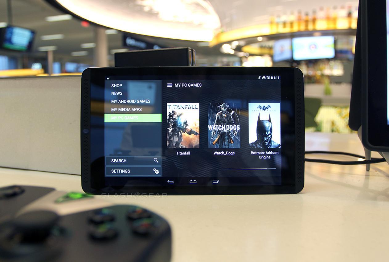 NVIDIA SHIELD Tablet LTE Review - SlashGear