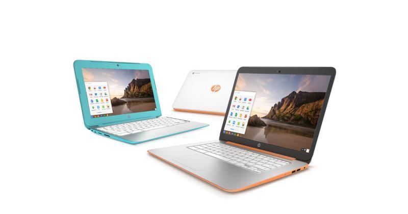 HP's new team: ENVY x2, Pavilion x2, new Chromebooks