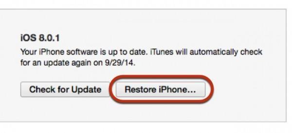 iOS 8.0.1 2