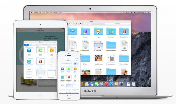 iCloud now notifies you if account accessed via web