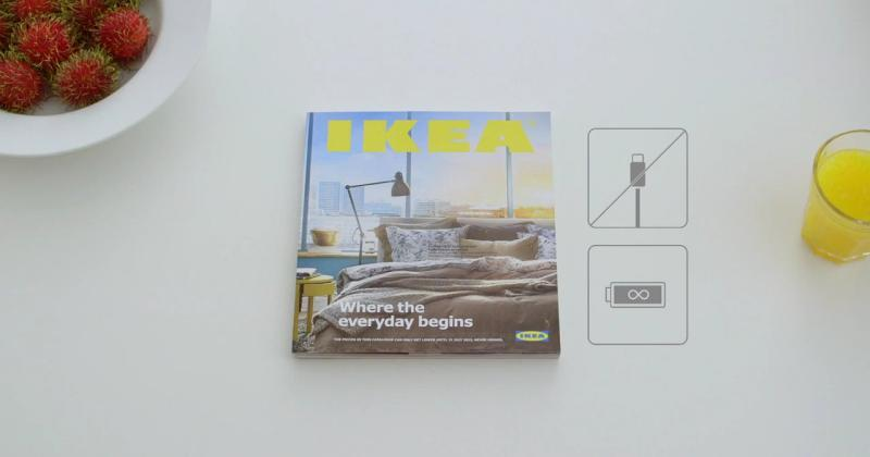"IKEA ""bookbook"" spoof reminds us of life beyond digital"