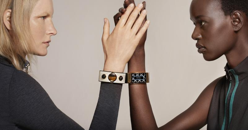 Intel's MICA is a smart bracelet for fashionistas