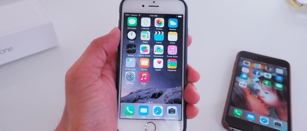 Verizon iPhone 6 gets VoLTE enabled