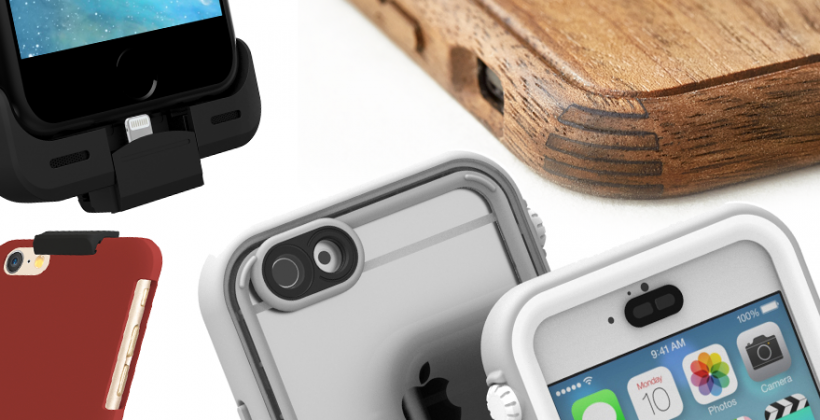 iPhone 6 and 6 Plus cases: the best so far