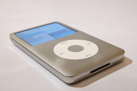 iPod Classic slipped off Apple website, out of store