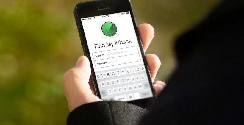 Find My iPhone exploit patched following celebrity photos leak