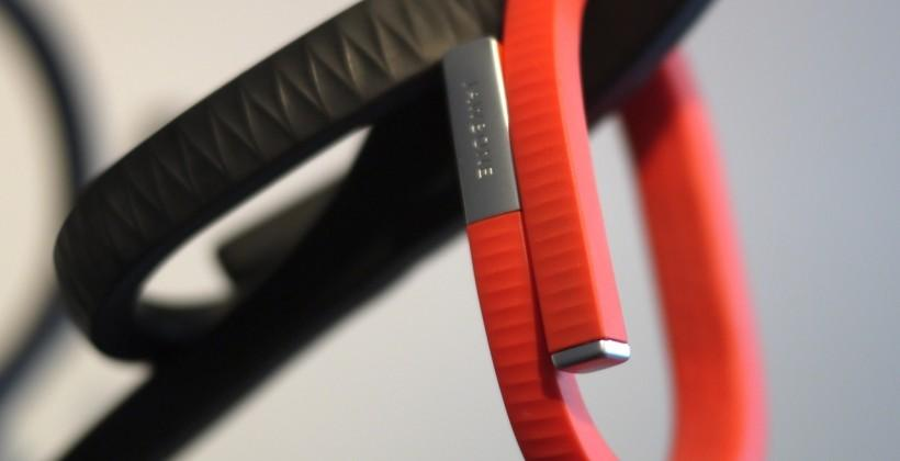 Jawbone UP API opening to iPhone, Android, WP8.1, more