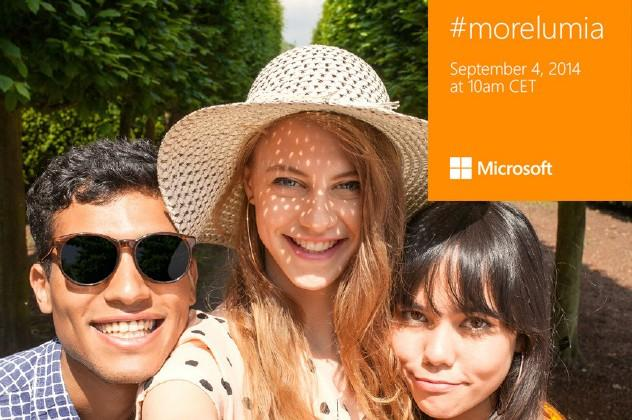 Microsoft Lumia 730's selfie-ness teased once more