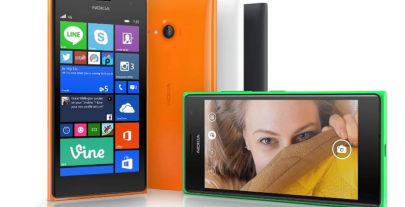 Nokia Lumia 735/730 is your selfie's best friend
