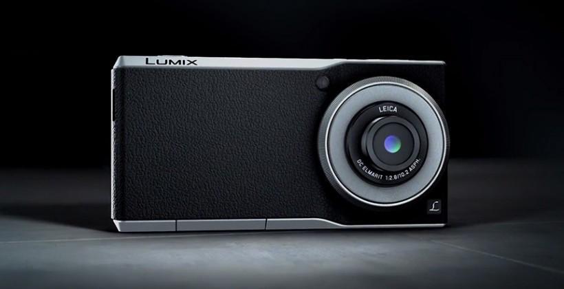 Panasonic Lumix CM1: a camera smartphone by camera people