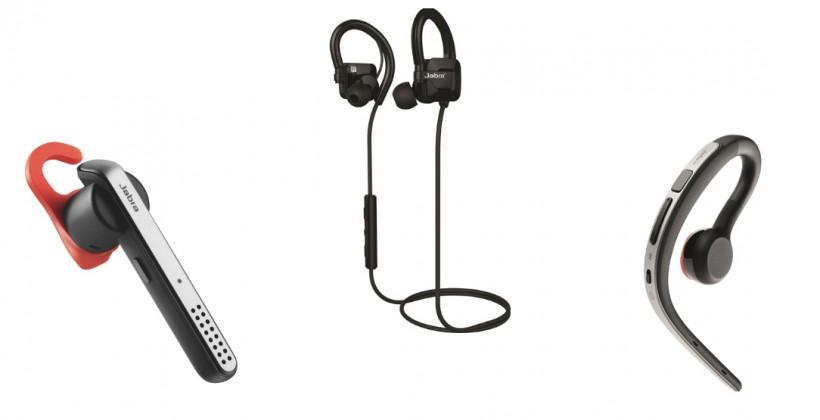 Jabra Storm, Stealth, and Step trio of Bluetooth headsets debut