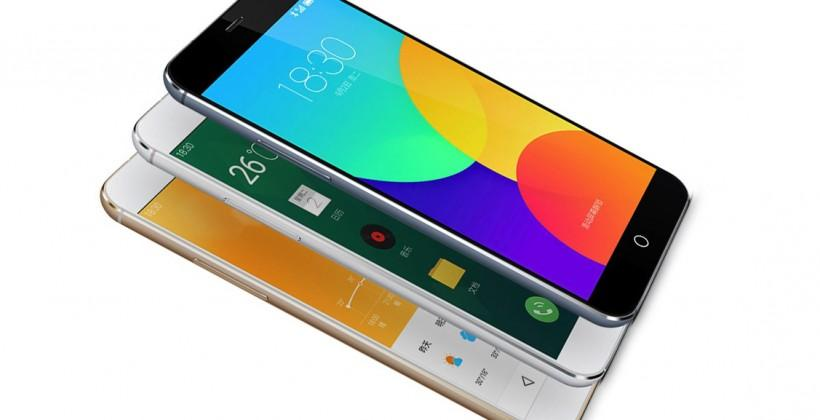 Meizu MX4 sees ambitious Chinese upstart innovate on its own