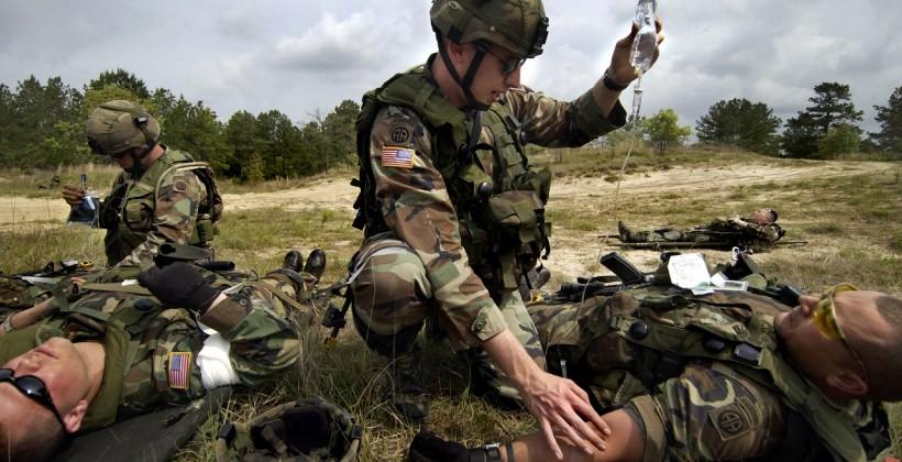 DARPA's ElectRx program: micro devices to make self-healing soldiers