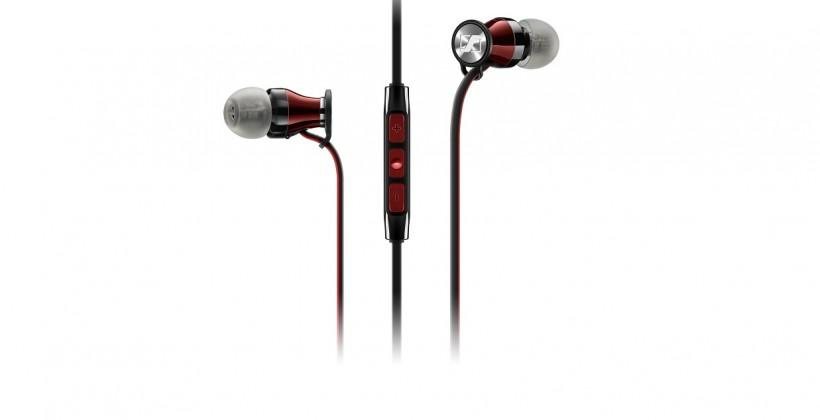 Sennheiser Momentum In-Ear: impact-resistant earbuds with a mic
