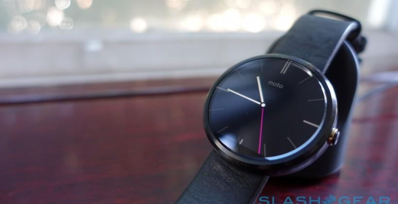 Moto 360 Review: Flawed Charm