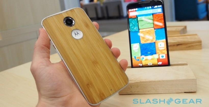 This is the new Moto X for 2014: Hands-on