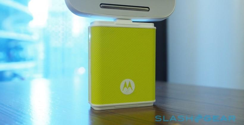 Motorola Power Pack Micro: Where are your keys?