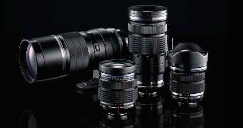 Olympus adds 40-150mm f/2.8 zoom to PRO range