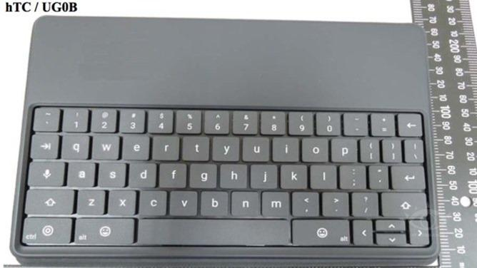 Nexus 9 keyboard folio possibly outed in China