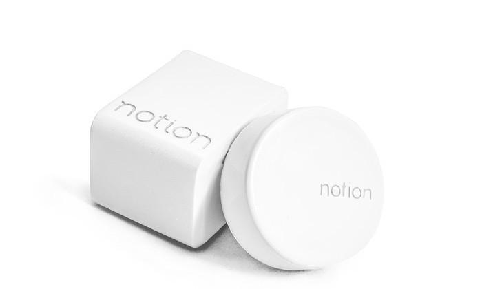Notion sensor keeps track of everything in your home