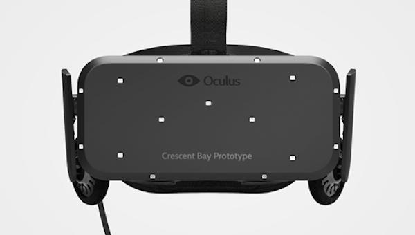 Oculus Crescent Bay revealed: 360 tracking & 3D sound