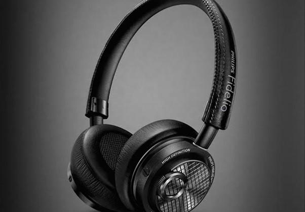 Philips Fidelio M2L headphones offer Lightning connector