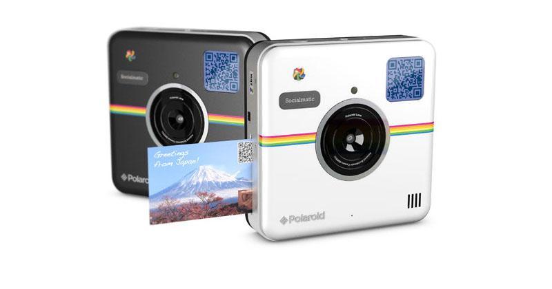 Polaroid Socialmatic Android camera mixes print and digital