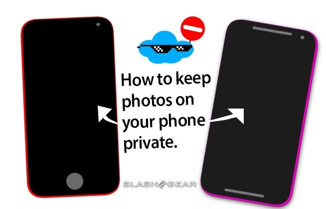 Keeping your photos – explicit or not – safe from the cloud