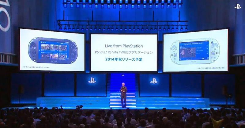 Soon you can watch PS4 streams on your PS Vita