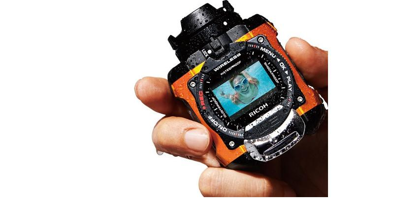 Ricoh WG-M1: a rugged camera built for adventure
