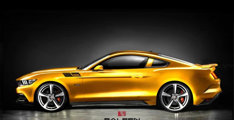 2015 Mustang gets Saleen and Roush tuner treatment