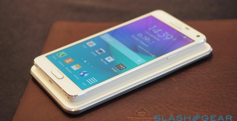 Galaxy Note 4 available Oct 17, pre-orders tomorrow
